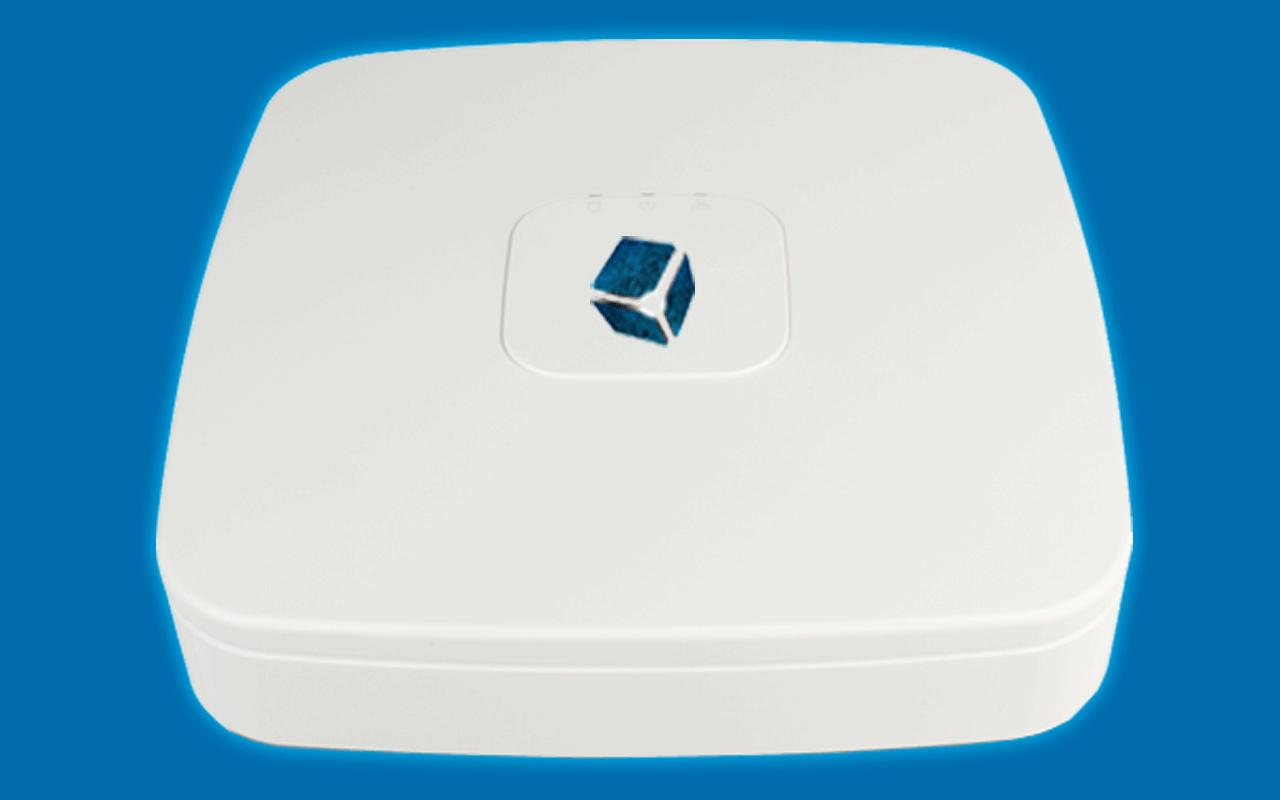 Grabador NVR para videovigilancia