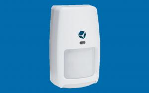 Detector de movimiento con infrarrojos