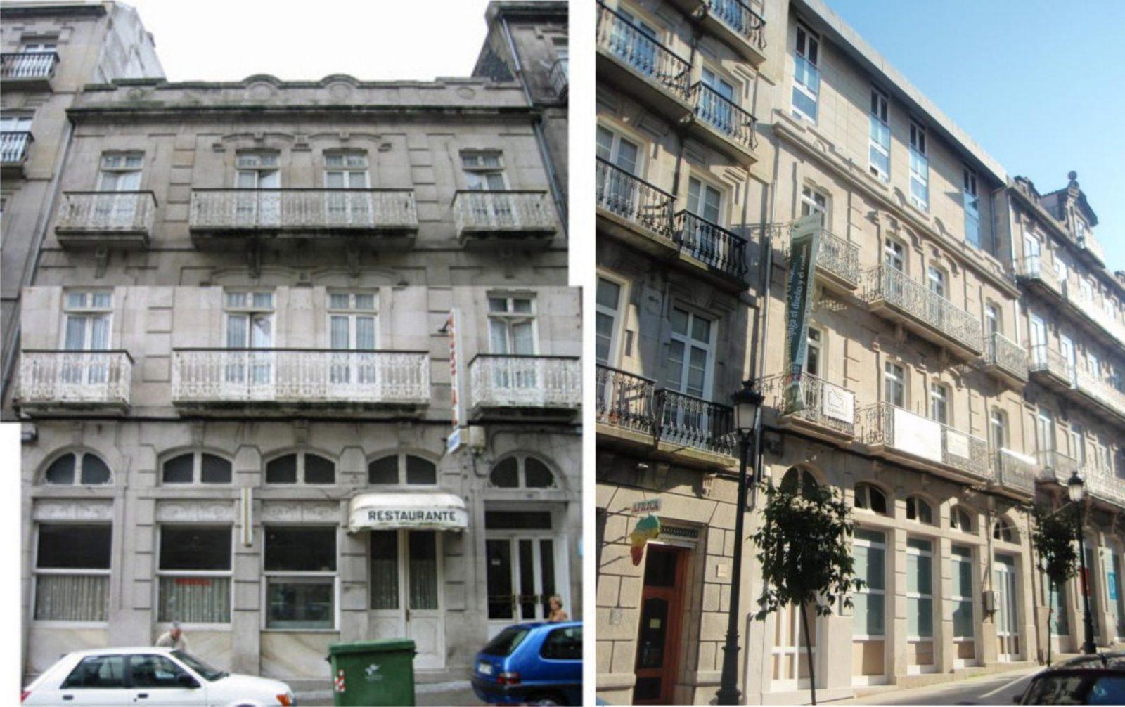 Vigo registra una oleada de robos en pisos del centro de la ciudad en apenas 15 días