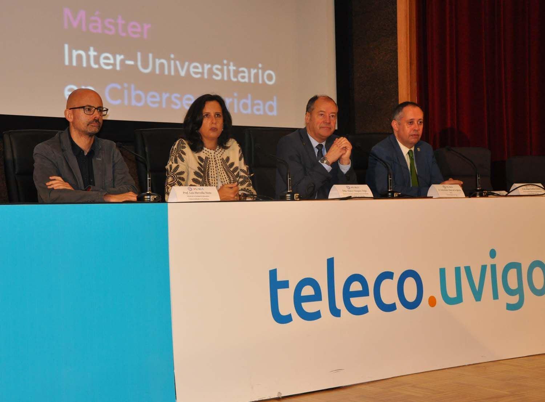 Vigo y A Coruña lanzan el año que viene el máster de ciberseguridad