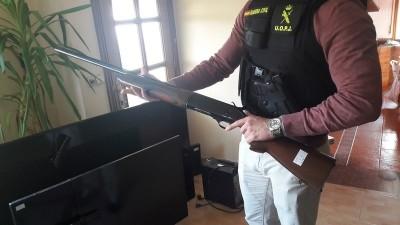 Tres detenidos por asaltos a viviendas habitadas en el área de Vigo y norte de Portugal