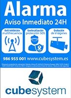 placa alarma web
